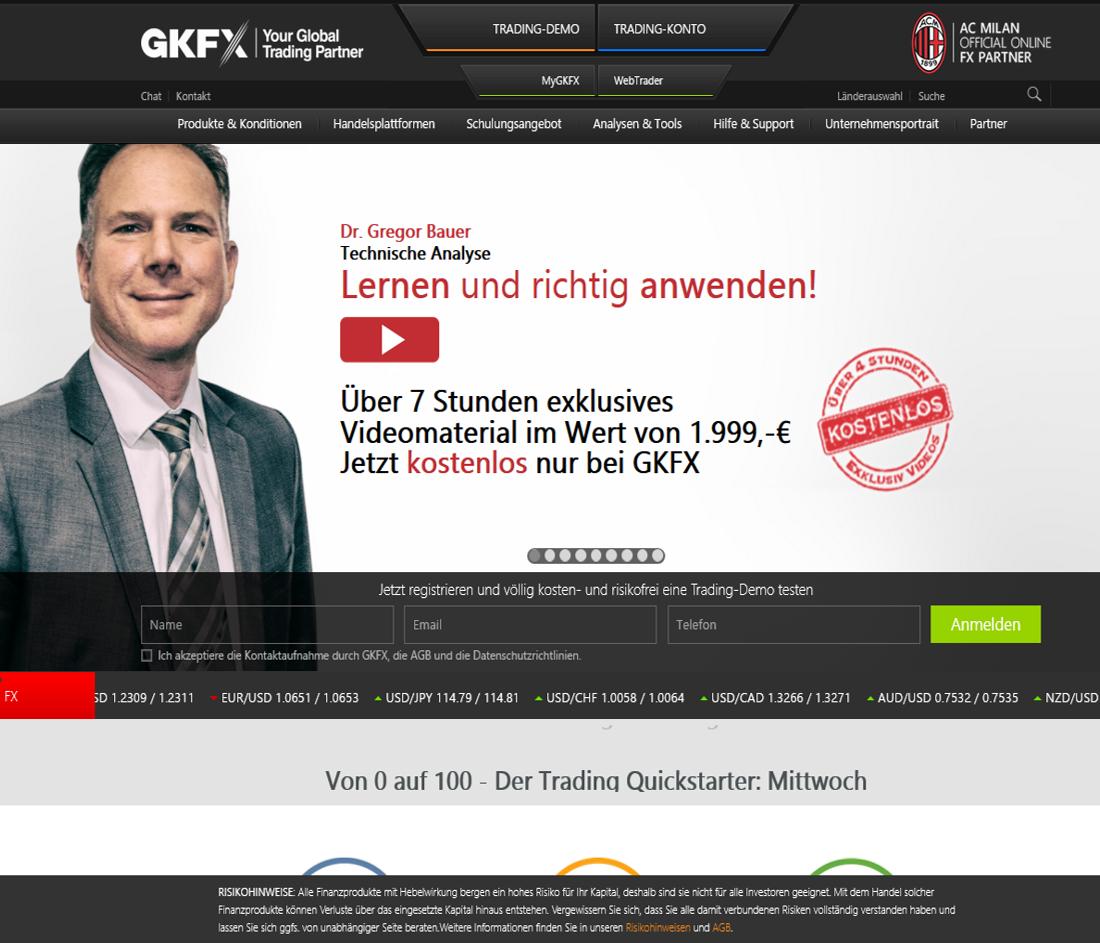 Gkfx broker forex